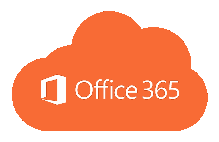 Office 365 Cloud Logo